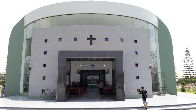 Cremaciones en Lima - Crematorio Santa Rosa PNP